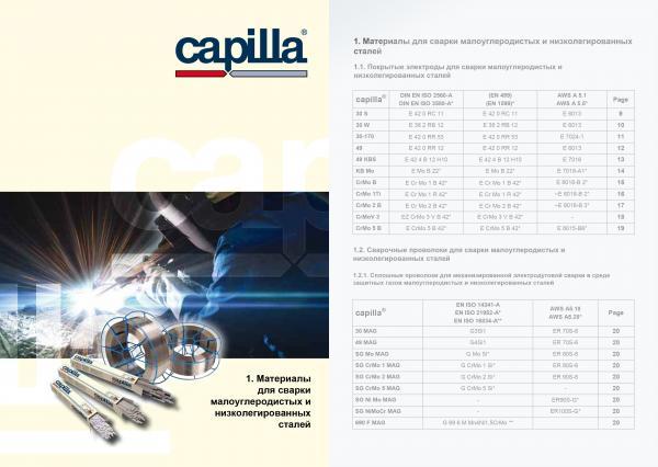 Книга – Материалы для сварки малоуглеродистых и низколегированных сталей